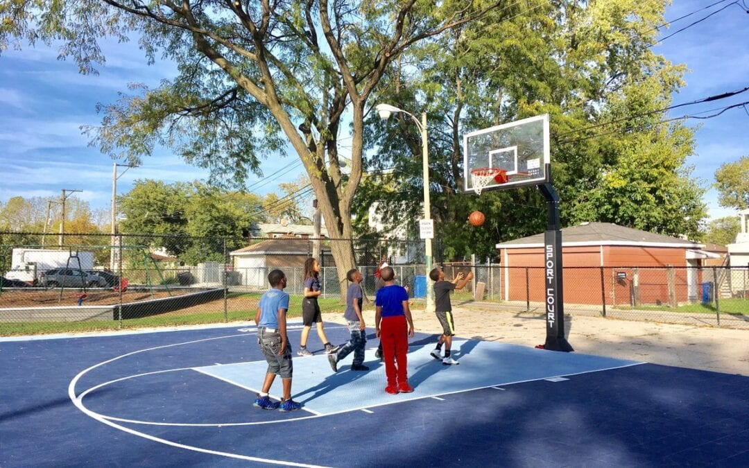 Ohio & Harding Park Dream Court